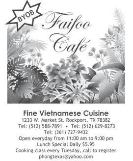 Faifoo menu 19k